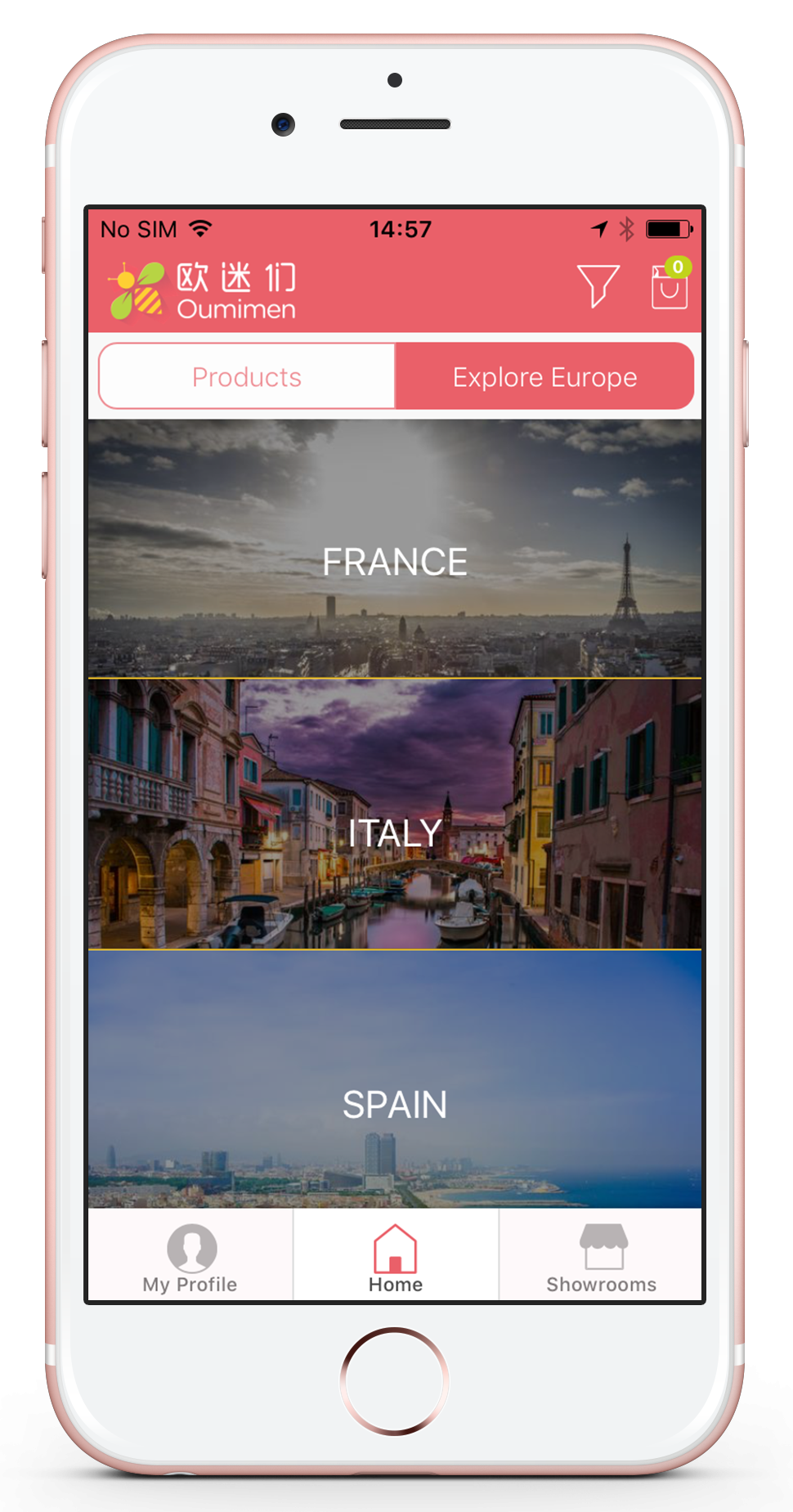 explore europe marketplace