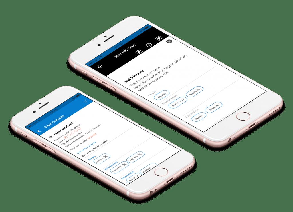 telemedicine doctari mobile app