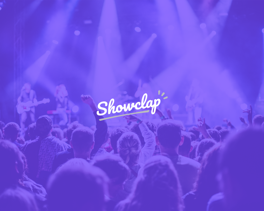 Showclap is a React Native Mobile App for musicians