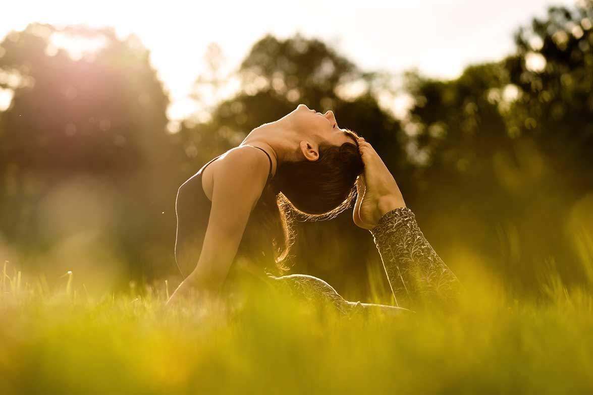 Youveda woman yoga