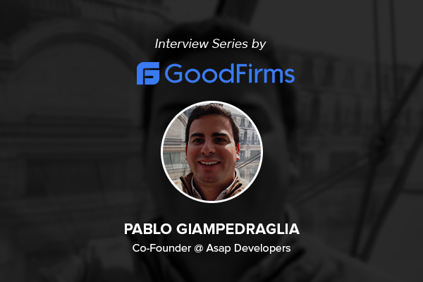 asap developers interview by Goodfirms