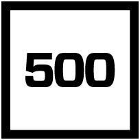500 Startups Logo - Accelerators in San Francisco