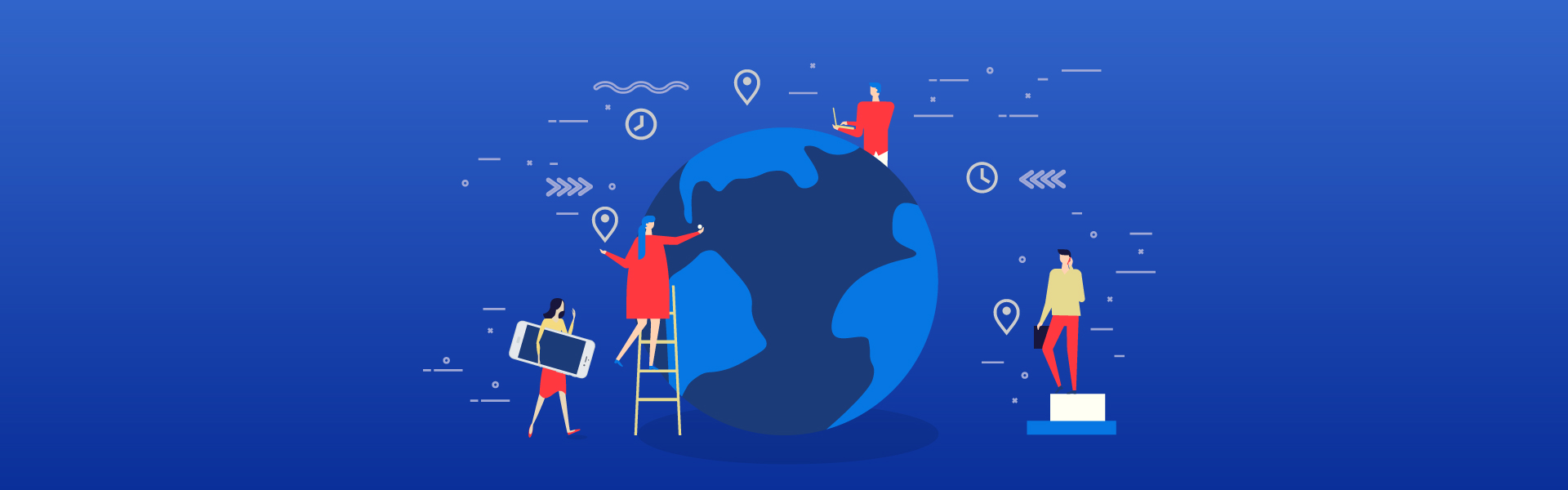 Globalization and Internationalization concepts for apps