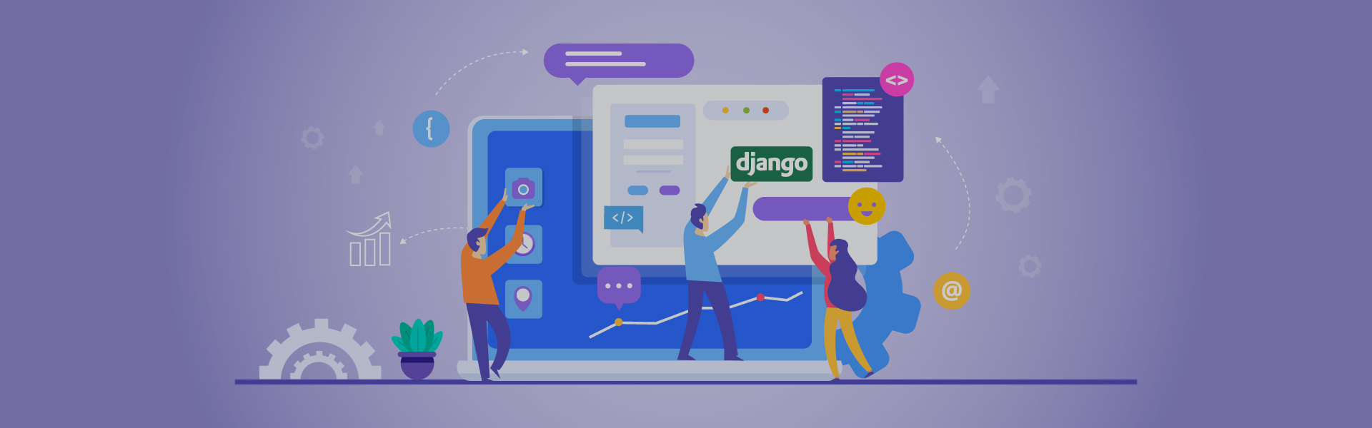 Django: Top 9 reasons why you should use it