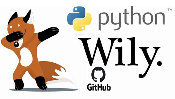 Python Wily