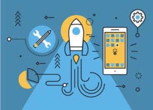 What to do after launching a mobile app