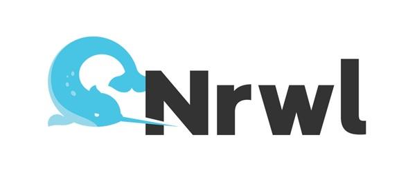 Nrwl logo - monorepo development