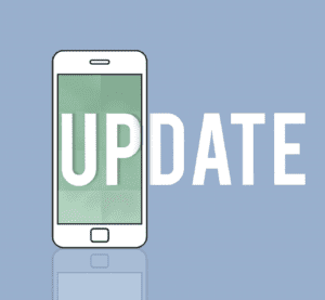 mobile app engagement - updates