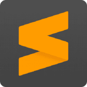 sublime text - best development tools